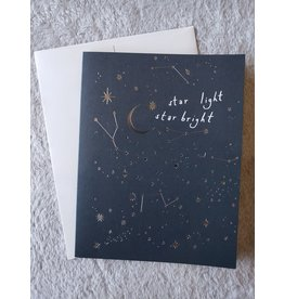Red Cap Cards Moon and Stars - Boxed Set
