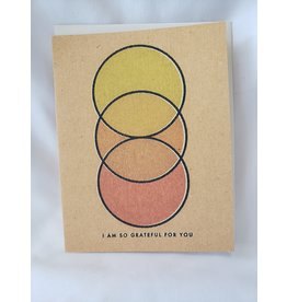Red Cap Cards Grateful Circles