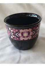 Small Flower of Life Smudge Pot
