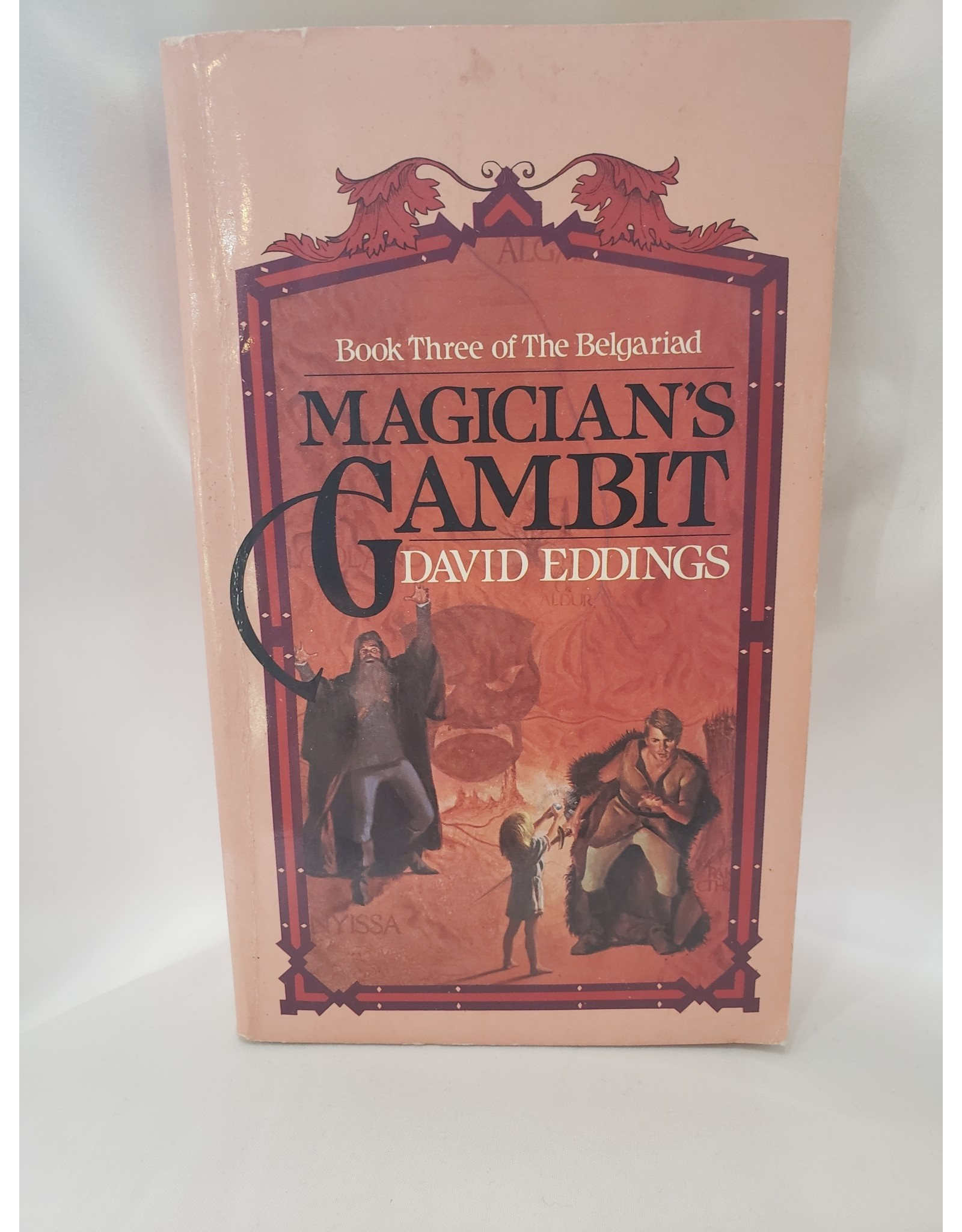 Magician's Gambit - Used