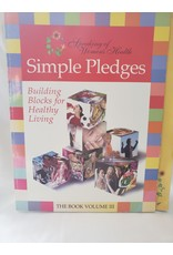 Simple Pledges - Building Blocks for Healthy Living