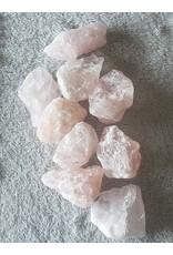Pikes Peak Rock Shop Natural Rose Quartz Chunks