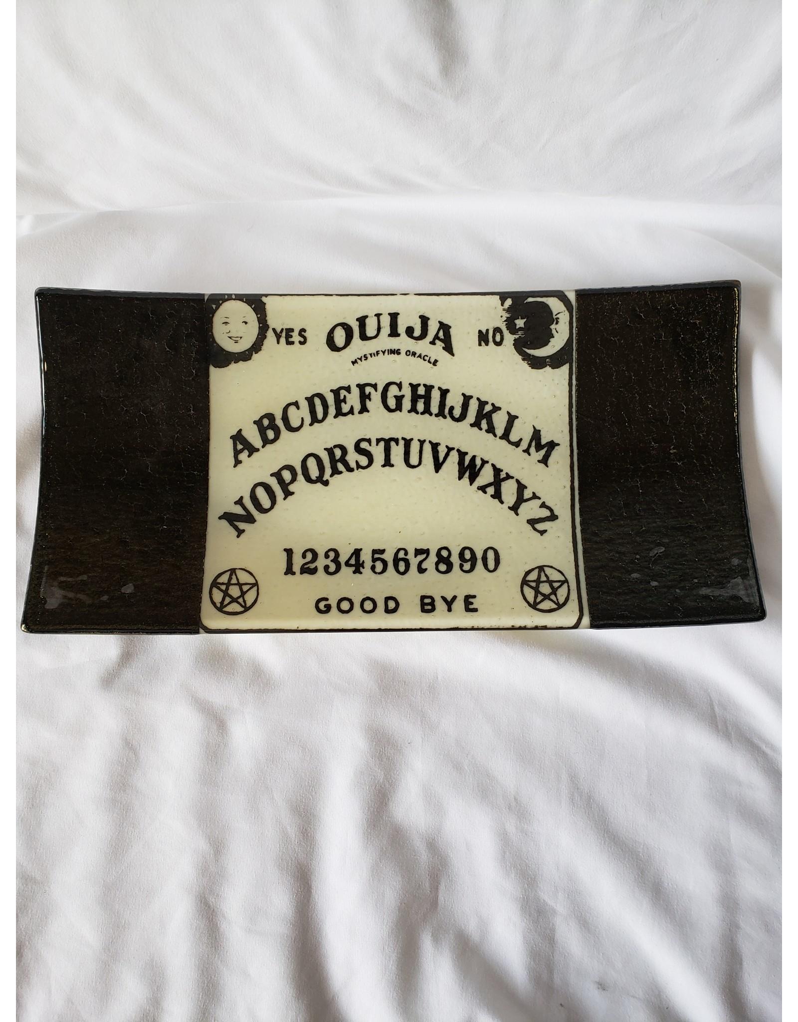 Kiku Handmade Witchy Long Platter - Ouija Board