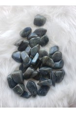 The Rock Warehouse Grade A Labradorite - Tumbled