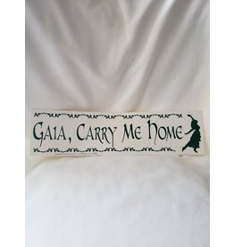 Azure Green Bumper Sticker | Gaia, Carry Me Home