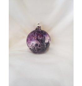 Iron Art Glass Spirit Tree - Violet - Mini