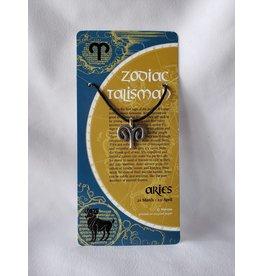 Nirvana Small Zodiac Talismans - Aries