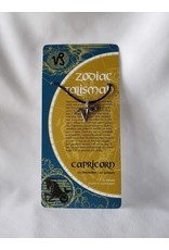 Nirvana Small Zodiac Talismans - Capricorn