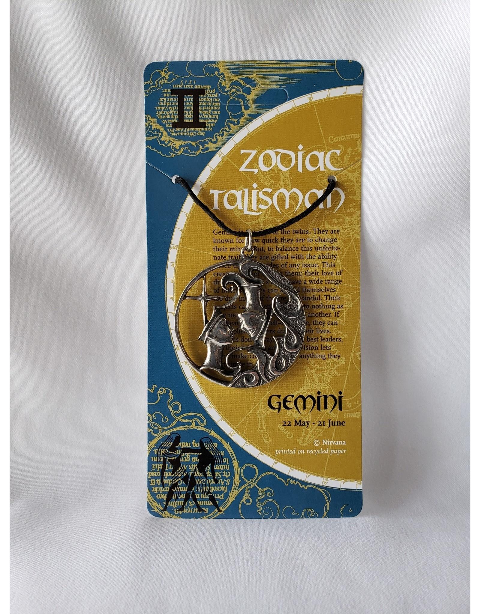Zodiac Talisman - Gemini