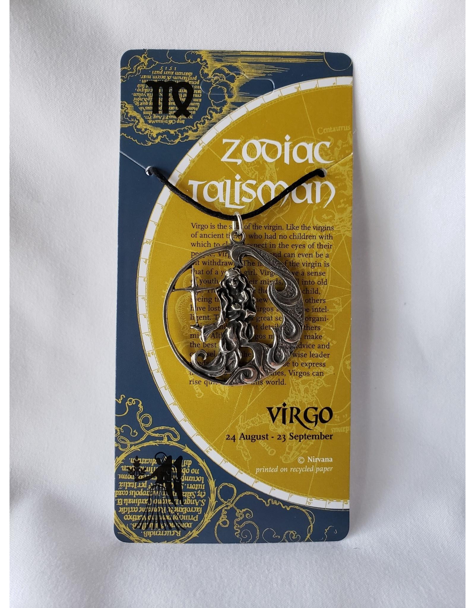 Zodiac Talisman - Virgo