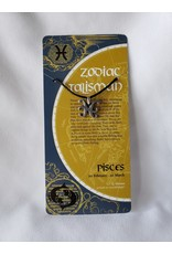 Nirvana Small Zodiac Talismans - Pisces