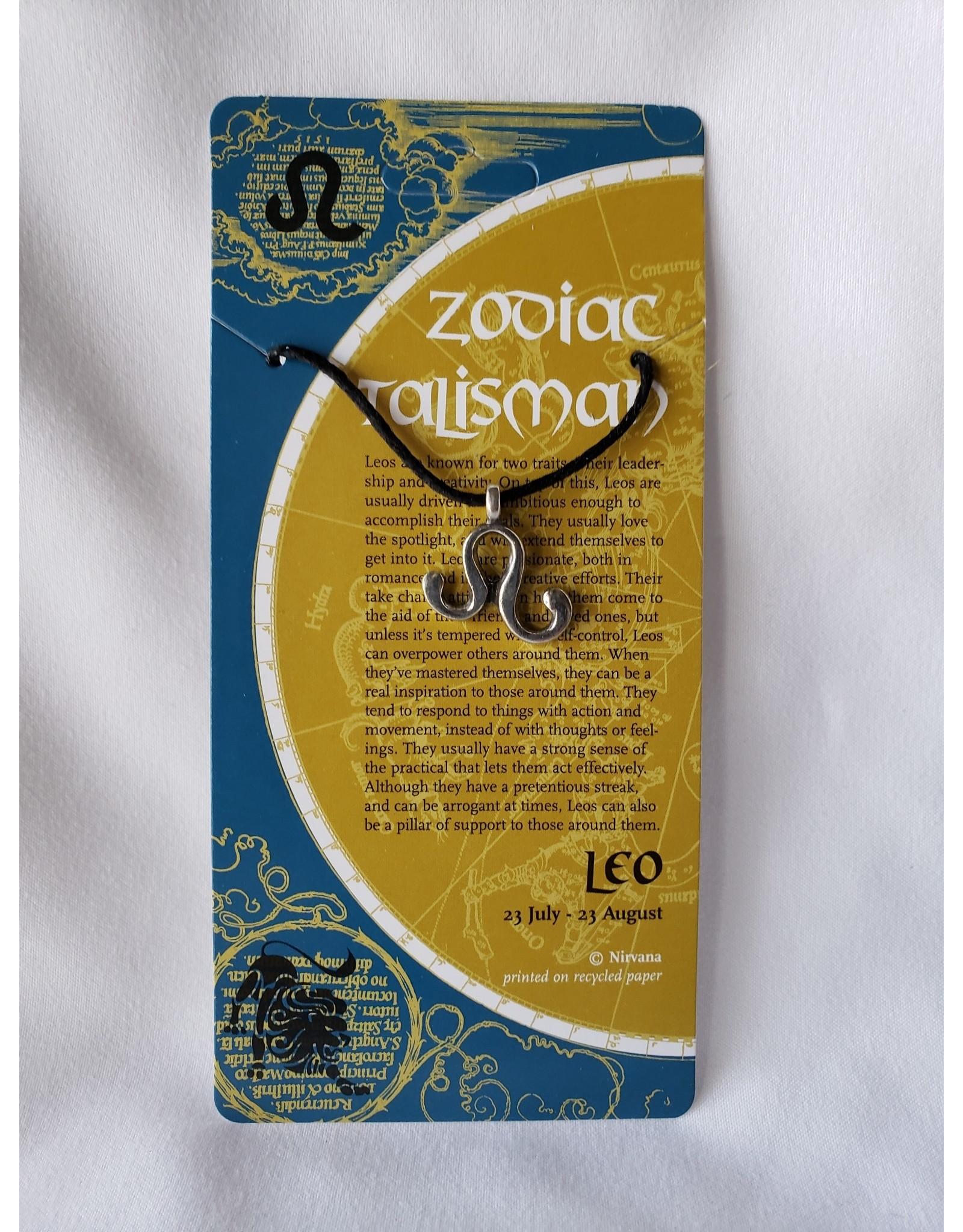 Nirvana Small Zodiac Talismans - Leo