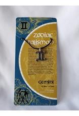 Nirvana Small Zodiac Talismans - Gemini