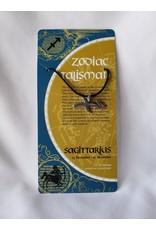 Nirvana Small Zodiac Talismans - Sagittarius