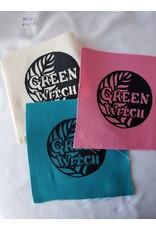 Green Witch Patch