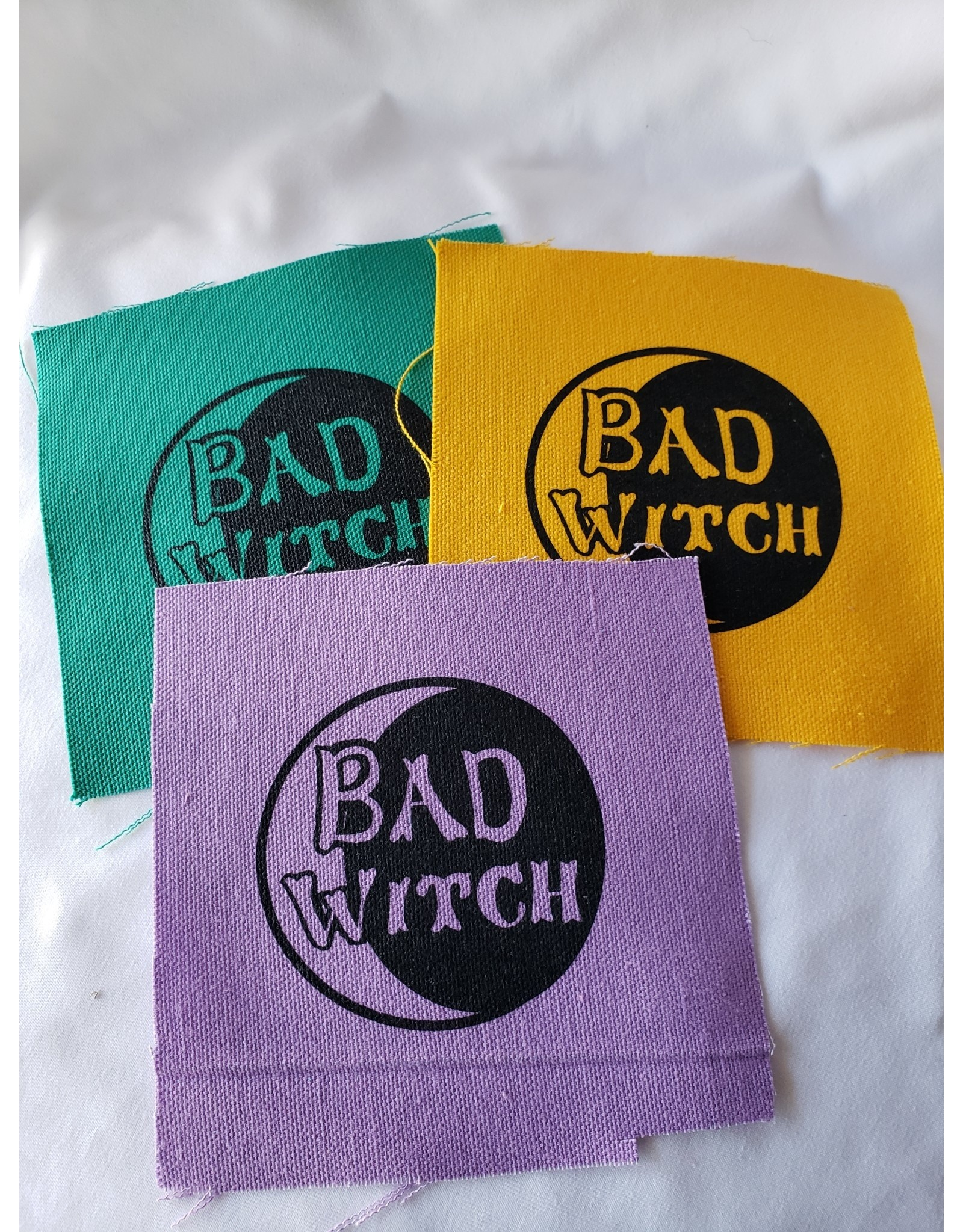 Bad Witch Patch