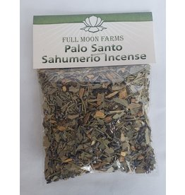 Full Moons Farms Palo Santo Sahumerio Incense