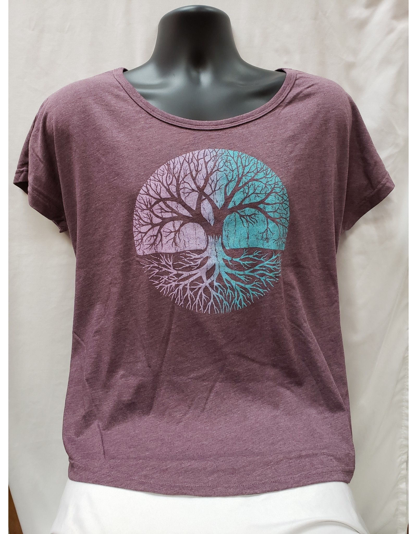 Soul Flower Tree of Life Slouch Top - Large