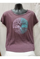 Soul Flower Tree of Life Slouch Top - Small