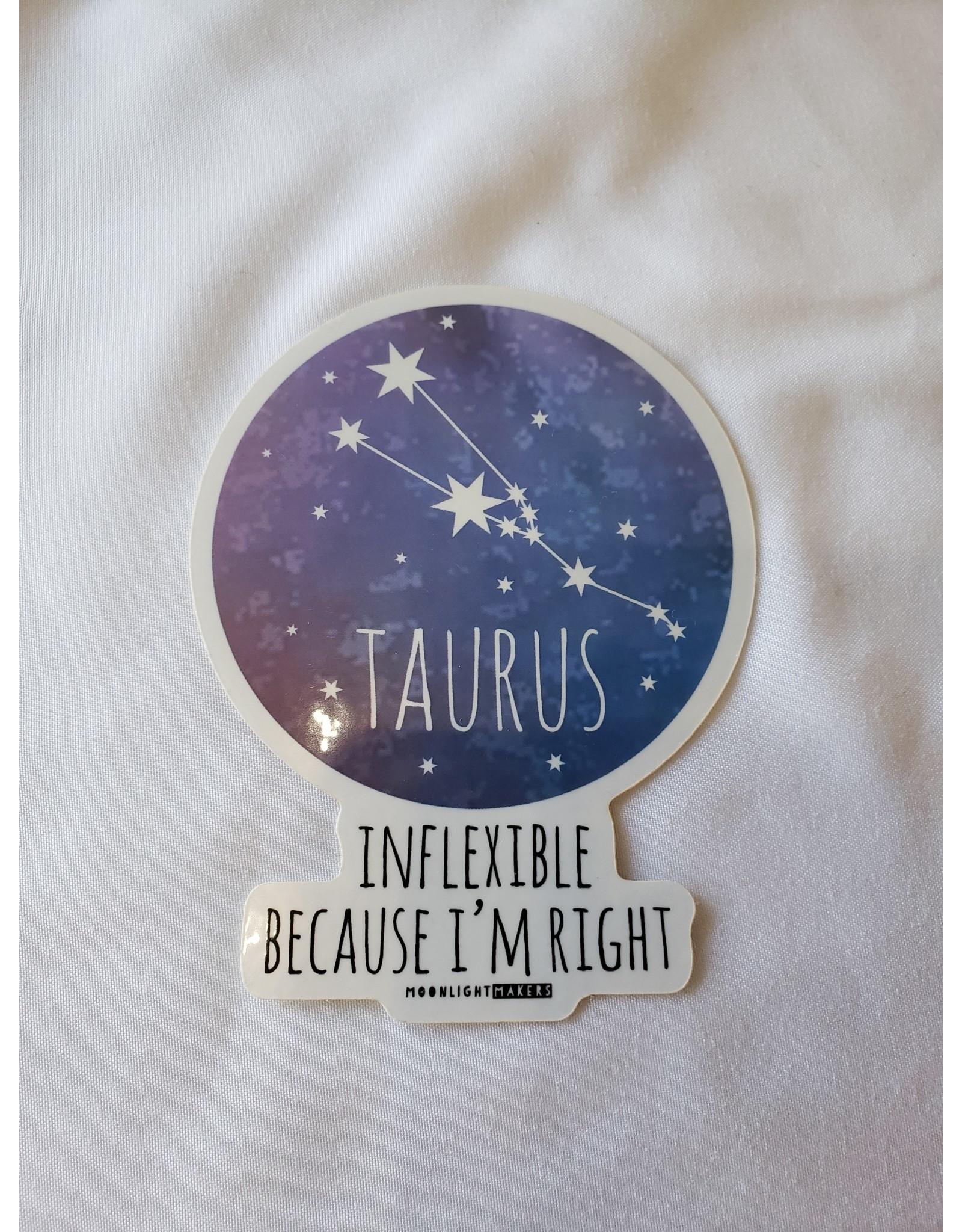 Moonlight Makers Zodiac Stickers