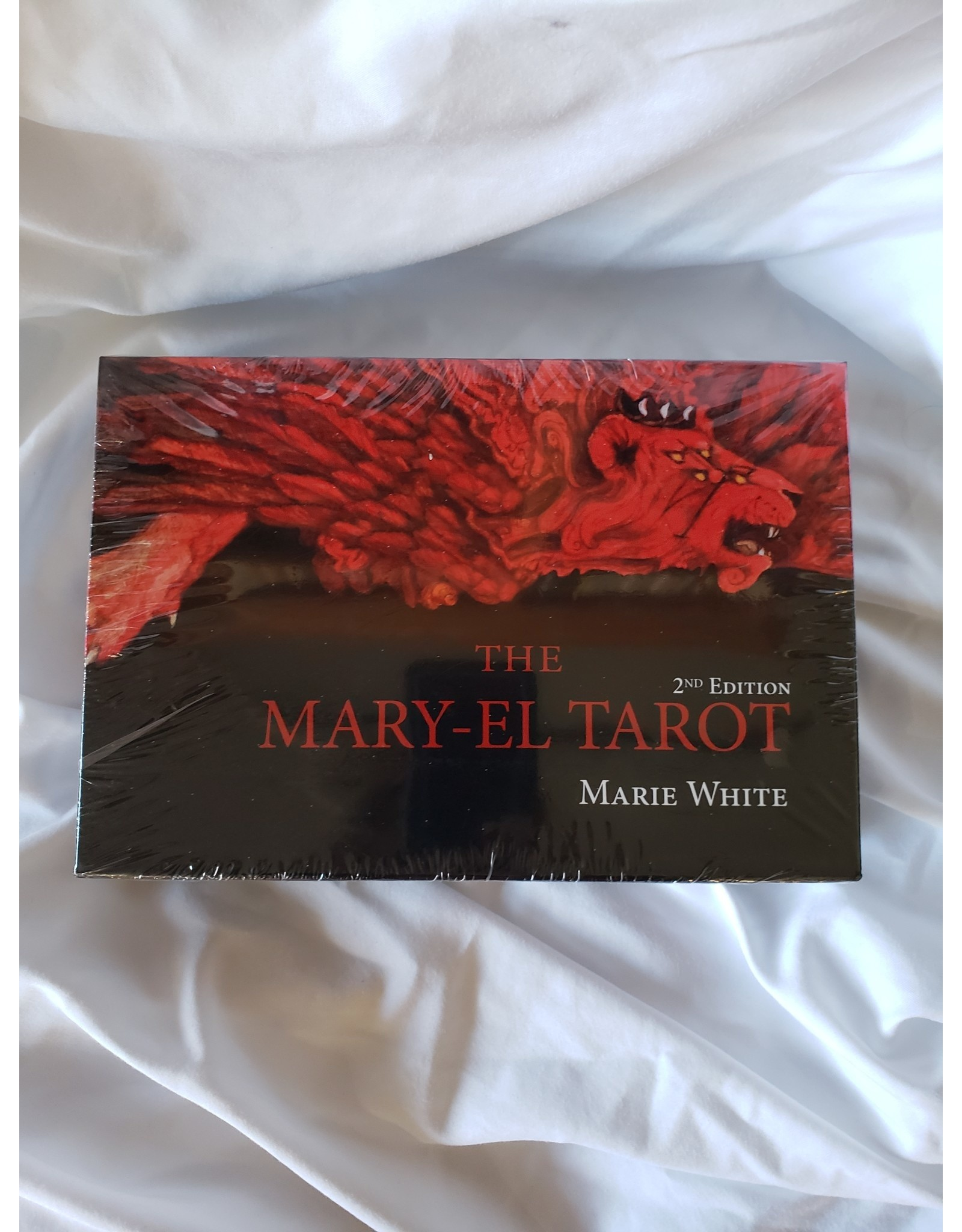 Mary-El Tarot - 2nd Edition