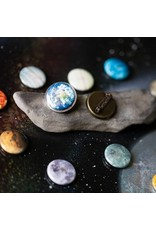 Interchangeable Solar System Lapel Pin