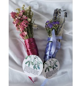 Nomads and Settlers Large Wildflowers & Desert Sage Smudge Sticks