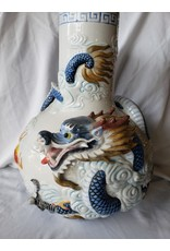 Dragon Porcelain Stand