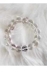 Power Bracelet - Clear Quartz