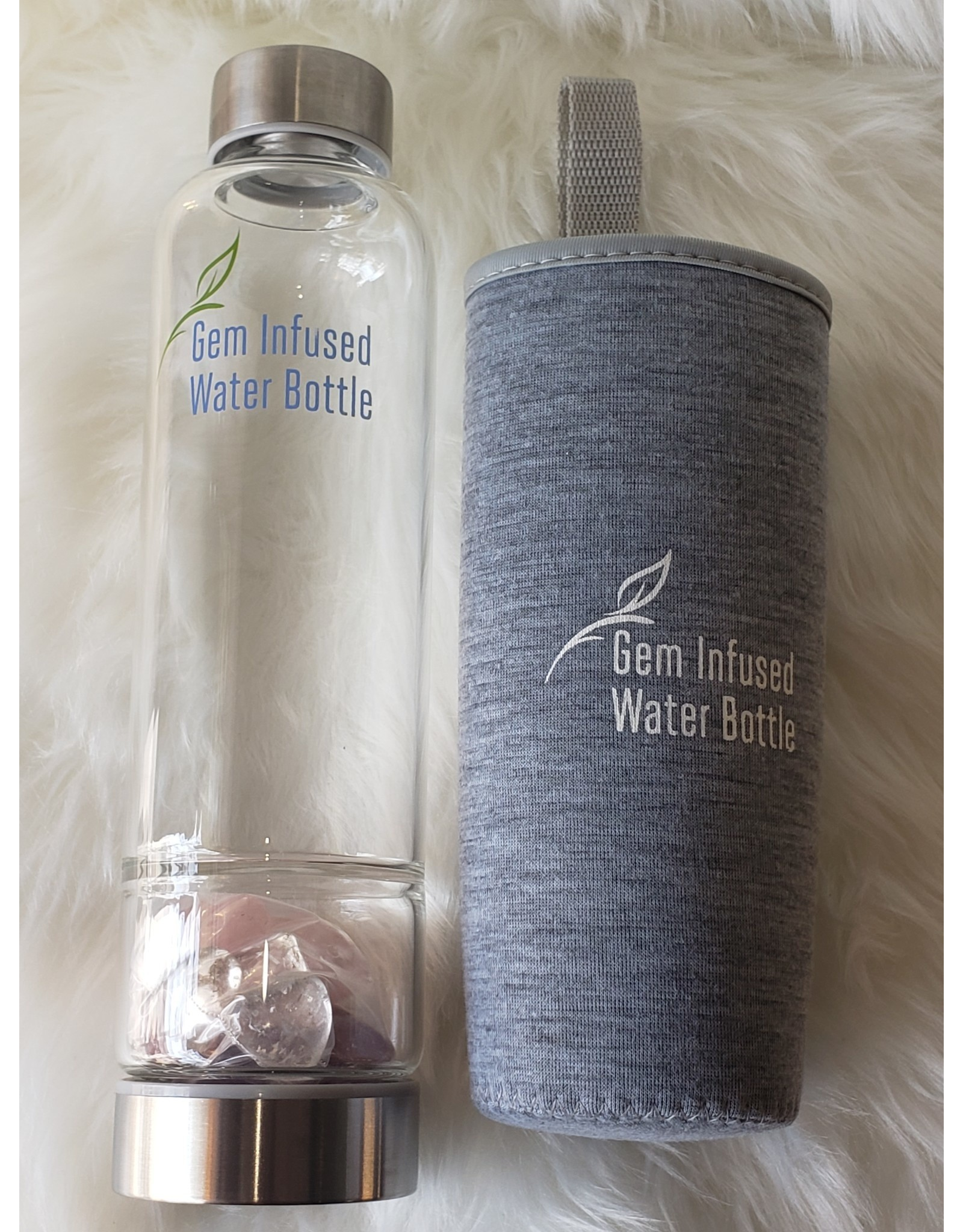 Gem Infused Water Bottle
