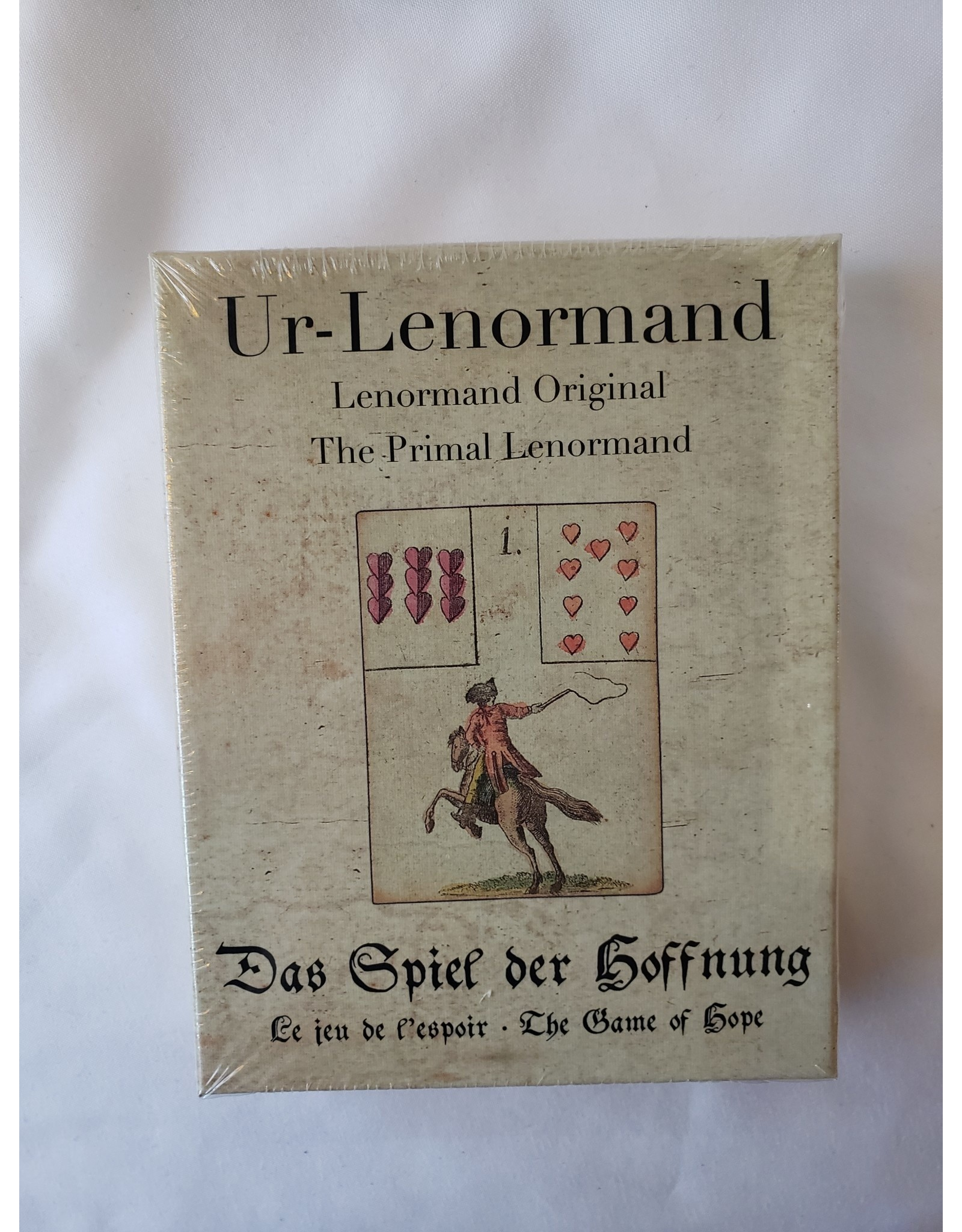 Primal Lenormand - The Game of Hope