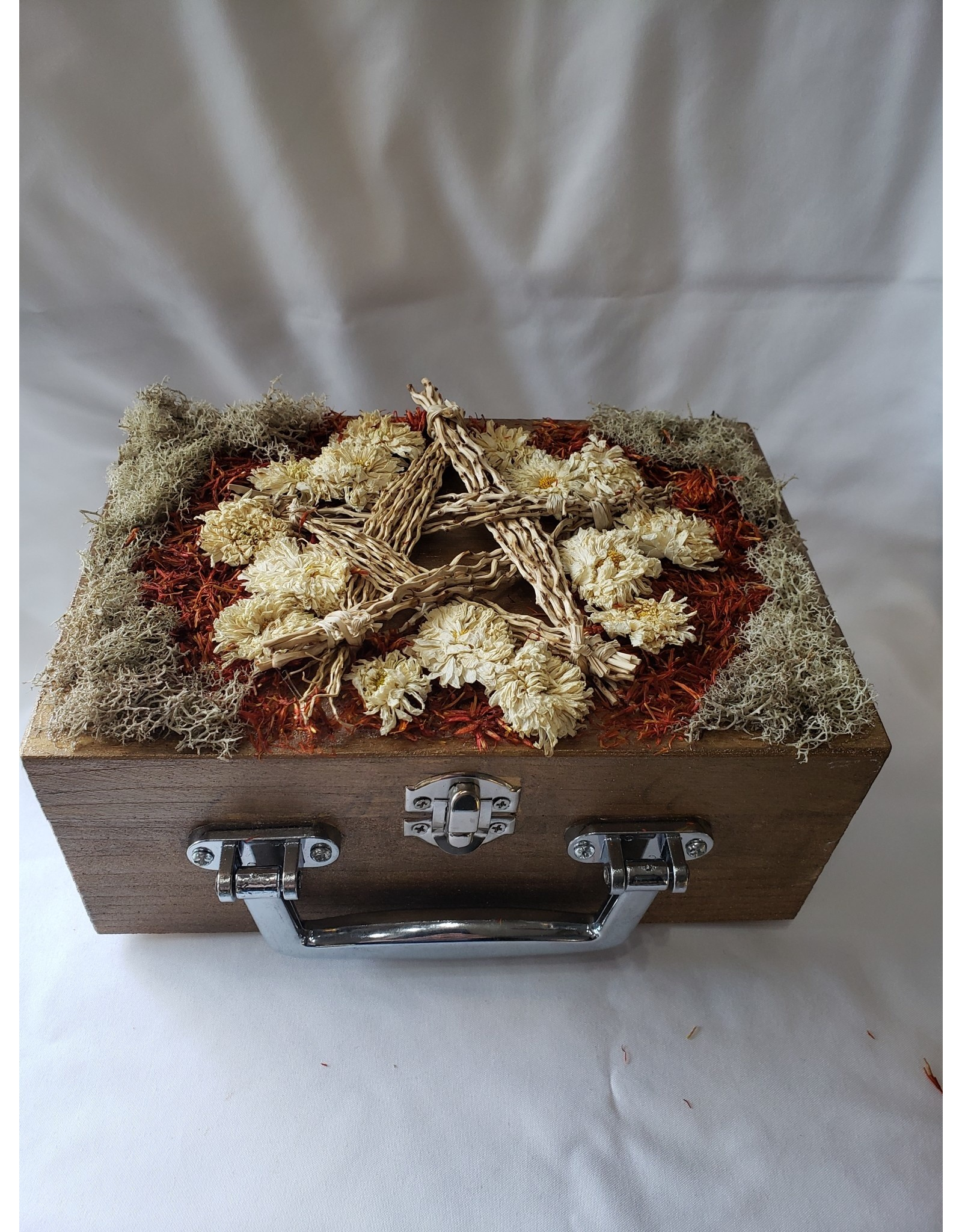 Safflower Tarot Box