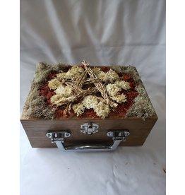 Safflower Tarot Box