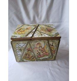 Jocelyn Stanton Wands Tarot Box