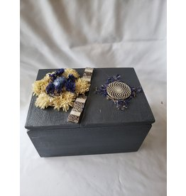 Jocelyn Stanton Sodalite Tarot Box
