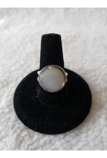 Mother of Pearl Ring  Sz. 6