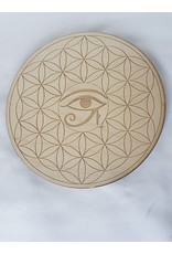 """Zen and Meow Flower of Life 