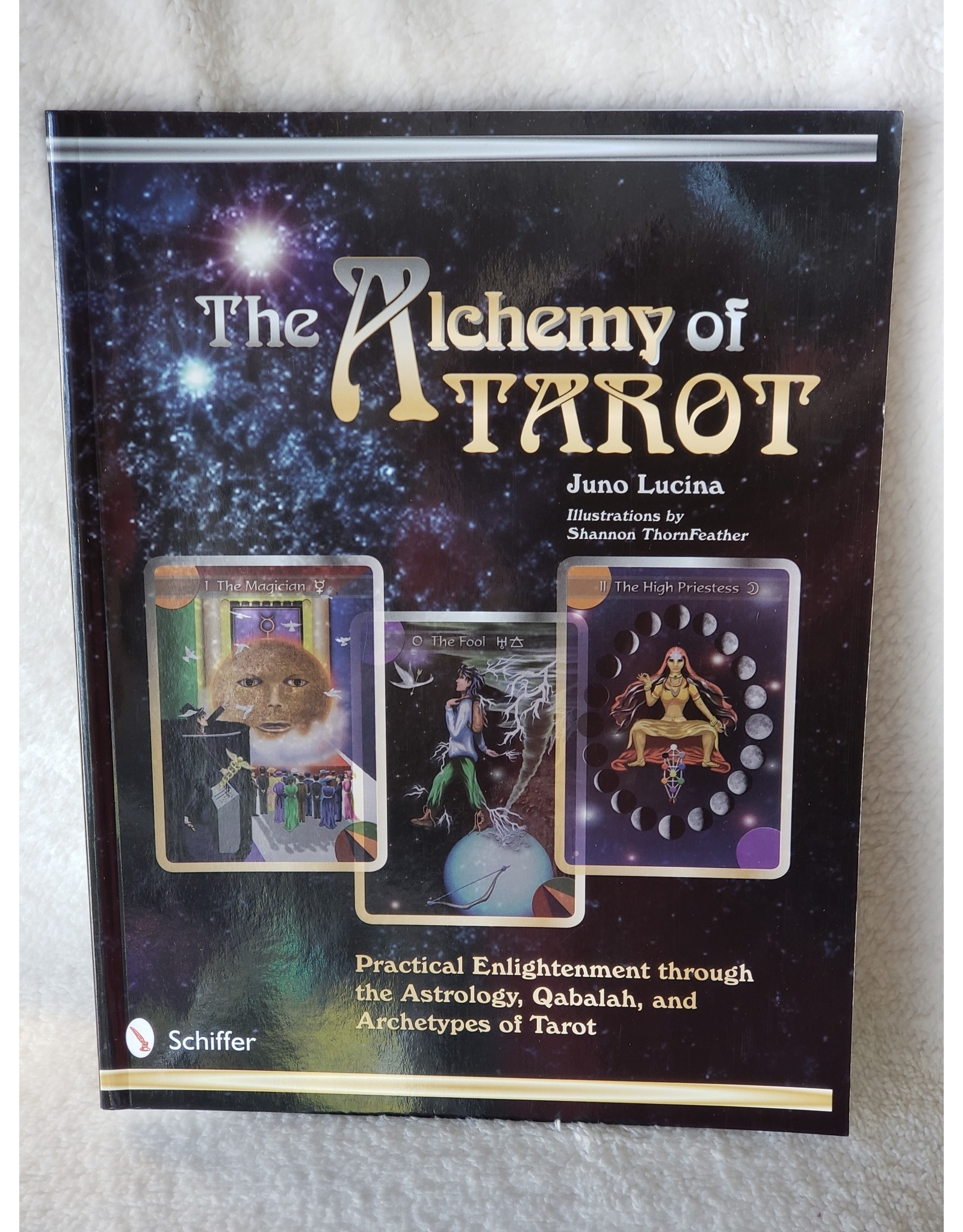 The Alchemy of Tarot