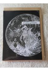 Moon - A Century of Dreams Card