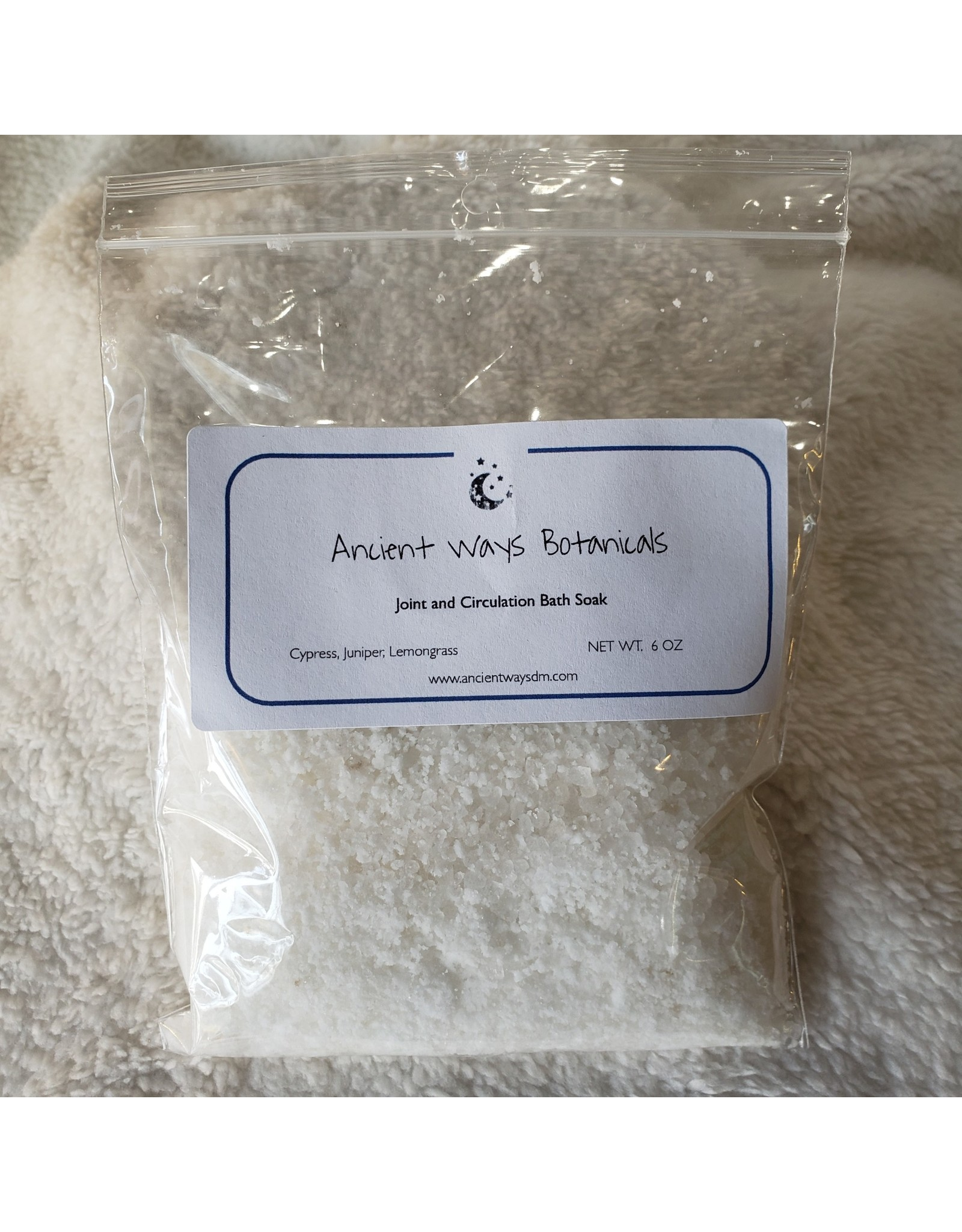 Joint & Circulation Bath Soak