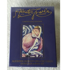 Aleister Crowley Limited Gold Edition Tarot