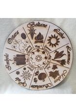 Moon Phases Witch Calender