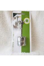 Stainless Steel Tea Ball w/ Teapot Handle