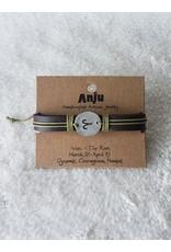 Zodiac Pewter Bracelet