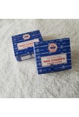 Satya Nag Champa | Dhoop Cones 12 ct.