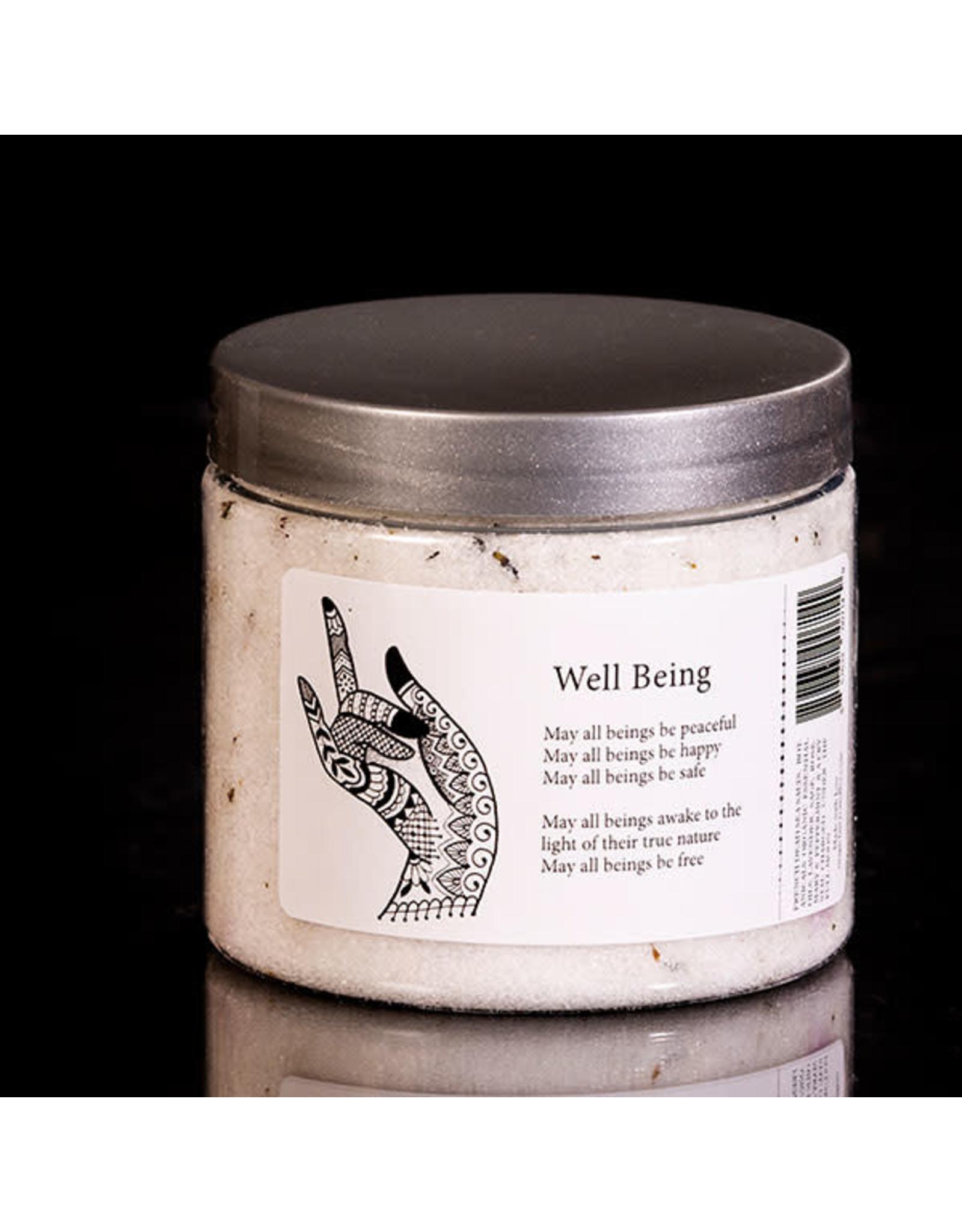 Bath Salt 16 oz. - Well Being