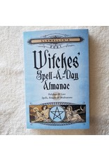 Witches' Spell-A-Day Almanac 2021