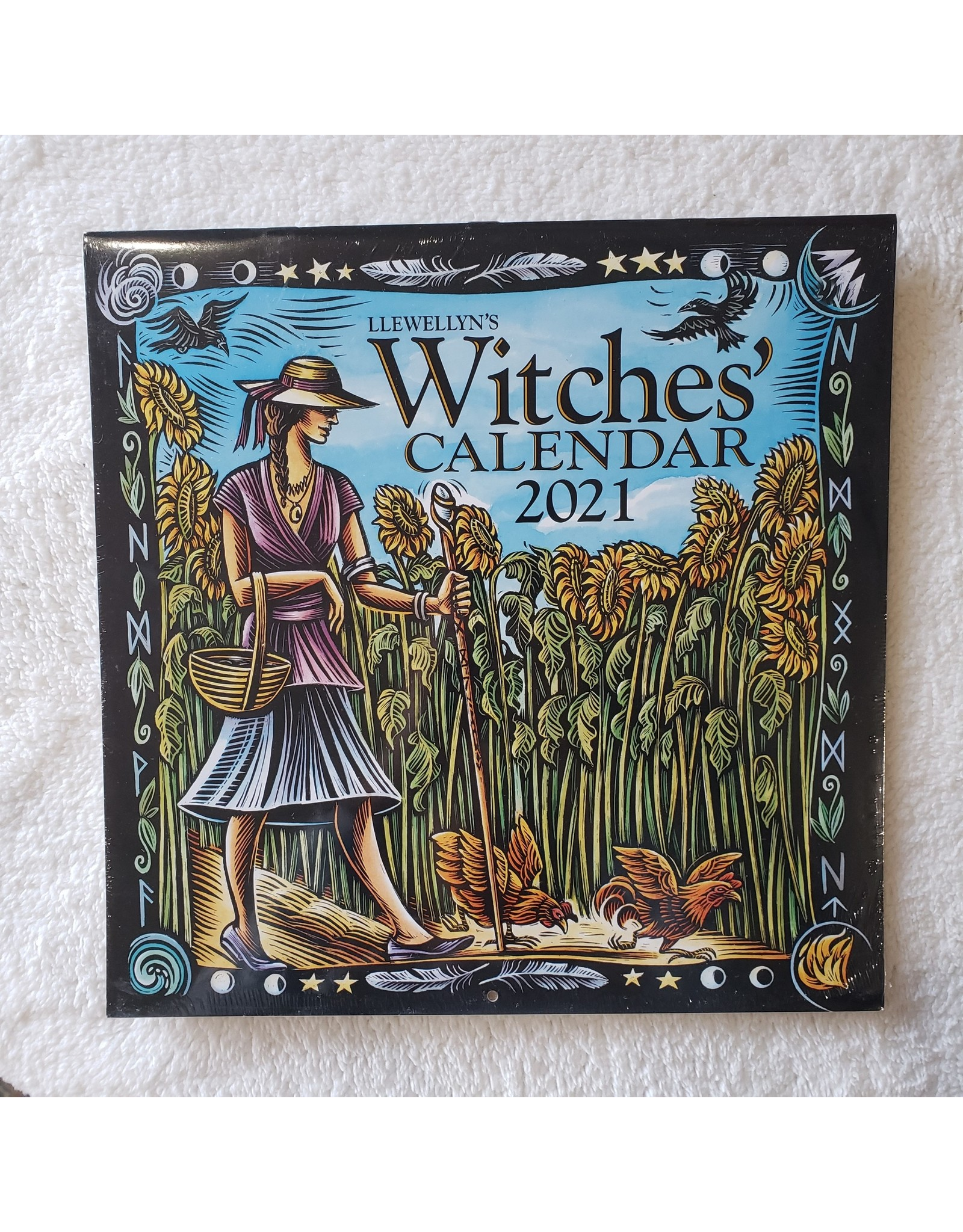 Witches' Calender 2021