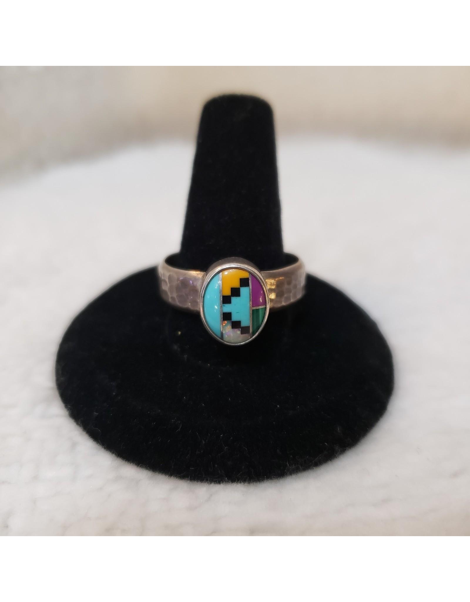 Native American Design Ring