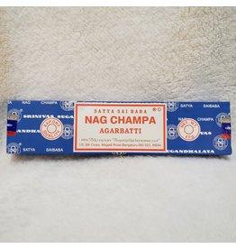 Satya Nag Champa Incense Sticks - 40g.